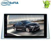 Штатная магнитола Kia Optima 2016+ LeTrun 1845 Android 5.1.1 Intel SoFIA