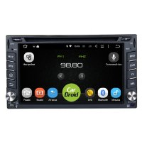 Штатная магнитола Nissan Universal Roximo CarDroid RD-1201D DSP Android 8.0