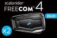 Блютуз гарнитура Scala Rider Freecom 4 Duo
