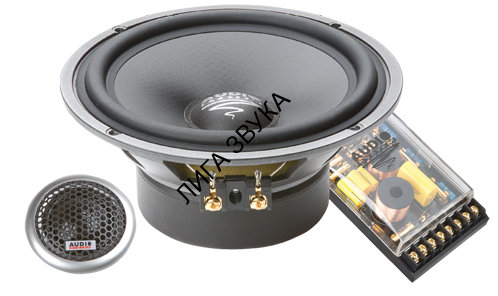 2-х компонентная акустика High End Audio System HX165 Dust