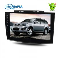 Штатная магнитола Great Wall Hover H3 2014+ LeTrun 1896 Android 5.1.1 Intel SoFIA