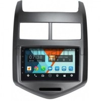 Штатная магнитола Chevrolet Aveo II 2011-2018 Wide Media MT7001-RP-CVAV-79 Android 7.1.1