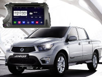 Штатная магнитола SsangYong Kyron 2005-2015, Actyon I 2005-2010, Actyon Sports 2006-2015 FarCar Winca m158 Android 4.4
