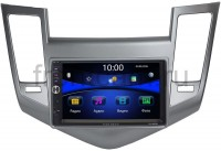 Штатная магнитола Chevrolet Cruze I 2009-2012 Wide Media DV-JM7021-RP-CVCRB-55 без NAVI