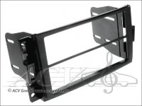 Переходная рамка для магнитолы GM Hummer H3, Chevrolet Corvette, Uplander 2005-2008 American International GM-K382