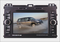 Штатная магнитола Toyota Land Cruiser Prado 120 2002-2009 / Lexus GX470 2002-2009 Phantom DVM-3006G IS