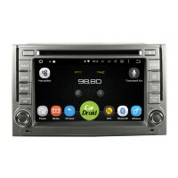 Штатная магнитола Hyundai H-1, Starex 2007-2015, i800, iLoad, iMax 2008-2015 Roximo CarDroid RD-2007D DSP Android 8.0