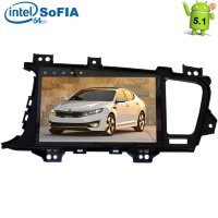 Штатная магнитола Kia Optima III 2010-2013 LeTrun 1748 Android 5.1.1 Intel SoFIA