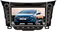 Штатная магнитола Hyundai i30, Elantra GT (GD) 2012-2017 DayStar DS-7098HD Windows S60