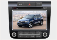 Штатная магнитола Volkswagen Touareg 2010-2014 Phantom DVM-1902 HD iS+ ПО Навител