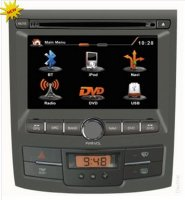 Штатная магнитола Ssang Yong Actyon DAYSTAR DS-7074HD S60 Windows
