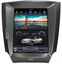 Штатная магнитола Lexus IS 2005-2013 (XE20) Carmedia ZF-1130-DSP Android