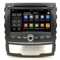 ​Штатная магнитола SsangYong Actyon 2011-2013 Zenith Android 5.1