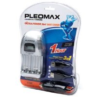 SAMSUNG PLEOMAX 1012 ULTRA POWER 1 ЧАС 3 IN 1 LCD + 2*2700 MAH+USB+CAR ADAPTER