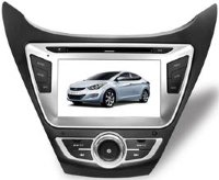 Штатная магнитола Hyundai Elantra MD, Avante MD, i-35 MD 2010-2013 DayStar DS-7052HD S60 Windows