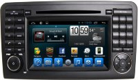 Штатная магнитола Mercedes-Benz ML, GL 2005-2012 CarMedia QR-7014 Android 6.0