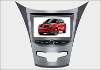 Штатная магнитола SsangYong Actyon, Korando 2013+ Phantom DVM-8820G IS
