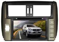 Штатная магнитола Toyota Land Cruiser Prado 150 2009-2013 Daystar DS-7041HD S60 Windows