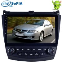 Штатная магнитола Honda Accord CL7 CL9 Letrun 1824 Android 5.1