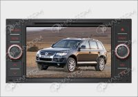 Штатная магнитола VW Touareg 2002-2010, T5 (Multivan, Caravelle, Transporter) 2003-2009 Phantom DVM-1900G IS
