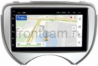 Штатная магнитола Nissan March IV (K13) 2010-2013 OEM GT7-RP-NSMC-153 Android