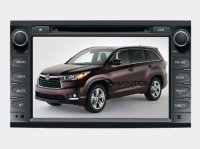 Штатная магнитола Toyota Highlander 2013+, Kluger 2014+ Phantom DVM-3060G iS