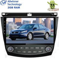 Штатная магнитола Honda Accord CL7 CL9 Letrun 2052 Android 7.1.1