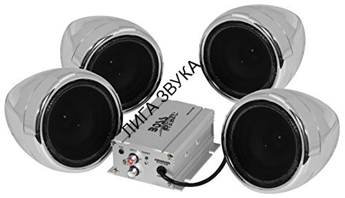 Акустика для мотоцикла Boss Audio MC470B