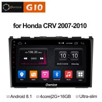 Штатная магнитола Honda CR-V III 2006-2012 RE Roximo Ownice G10 S9640E Android 8.1