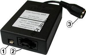 usb mp3 адаптер skif для audi q7